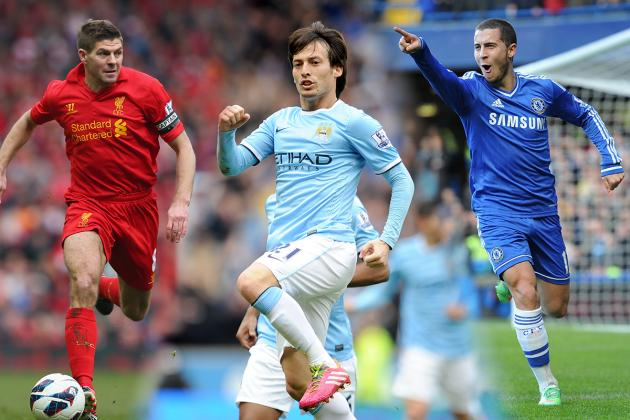 EPL 100: Ranking the Top 100 Players of the 2013-14 Premier League Season