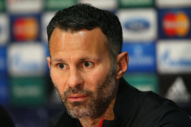 5 Things Ryan Giggs Can Do to 'Put the Smiles Back On' Man Utd Fans' Faces
