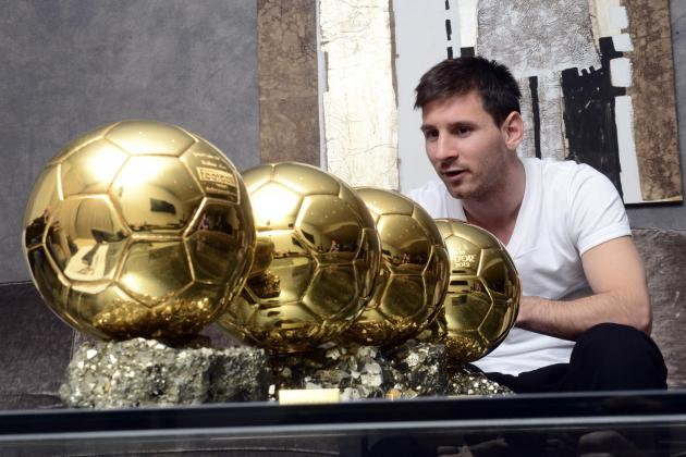 6 Little-Known Facts About Barcelona's Lionel Messi
