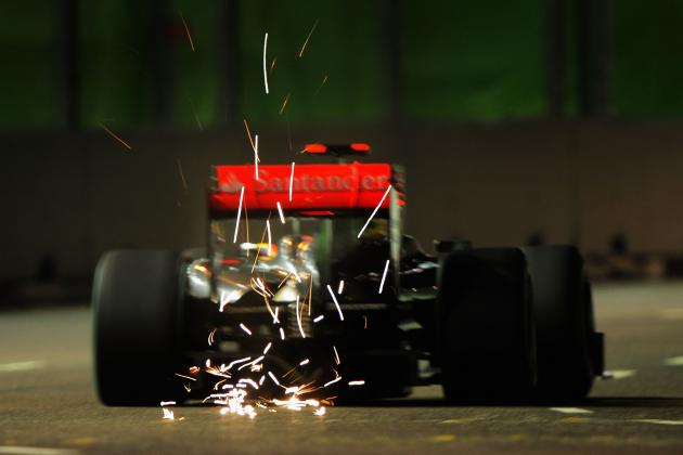 Formula 1's Latest Rumours and Talk: Spectacular Sparks, Brundle's Worry & More