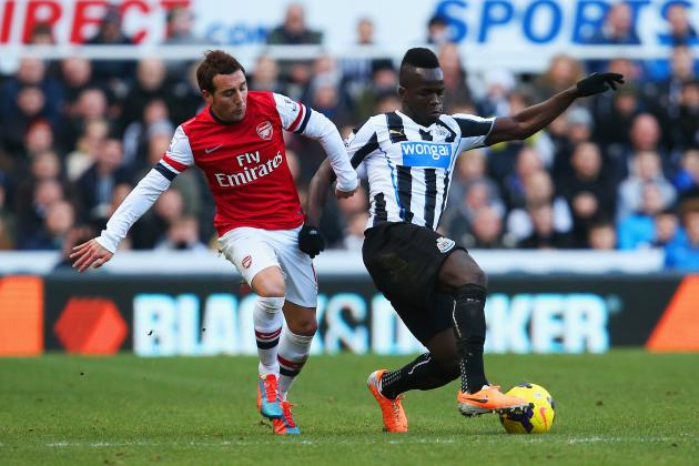 How Newcastle United Will Line Up Against Arsenal