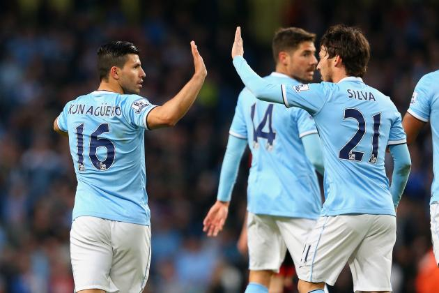 Manchester City's Top 5 Priorities in the Summer Transfer Window
