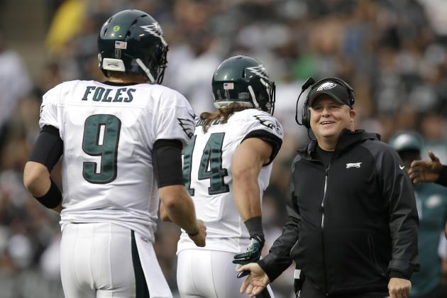 Storylines to Follow for All 16 Philadelphia Eagles Matchups in 2014