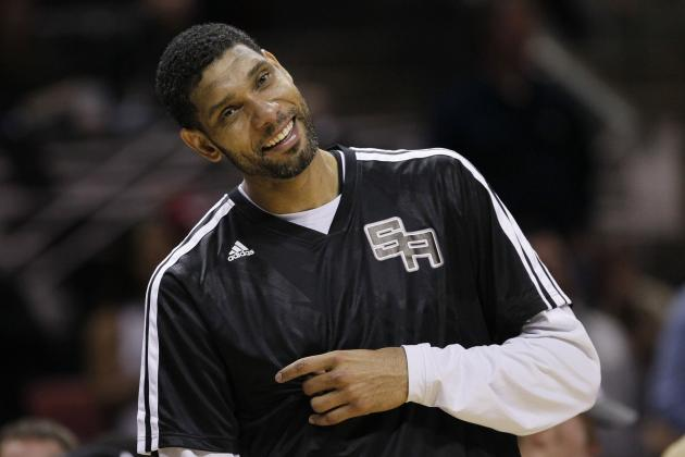 Happy Birthday Tim Duncan: Remembering the Big Fundamental's Top 15 Moments
