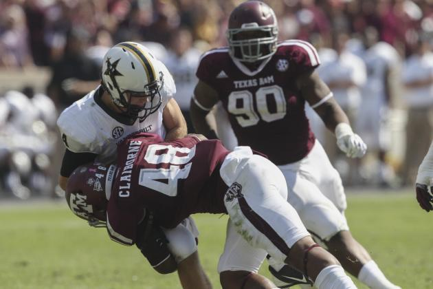 Texas A&M Football: 5 Things We Learned About the Aggies This Spring