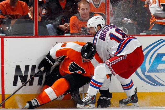 Breaking Down What New York Rangers Did Wrong in Game 4 vs. Philadelphia Flyers