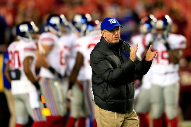 Projecting the New York Giants'  Starting Lineup Before the 2014 NFL Draft