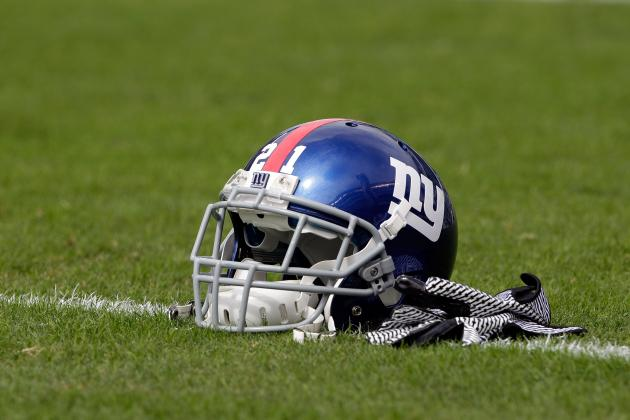 New York Giants Day 1 Draft Primer