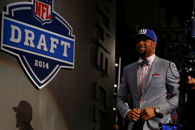 New York Giants Day 2 Draft Primer