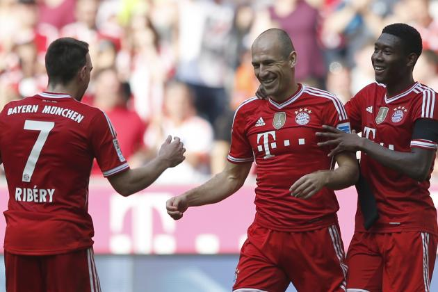 Bayern Munich vs. Werder Bremen: 6 Things We Learned