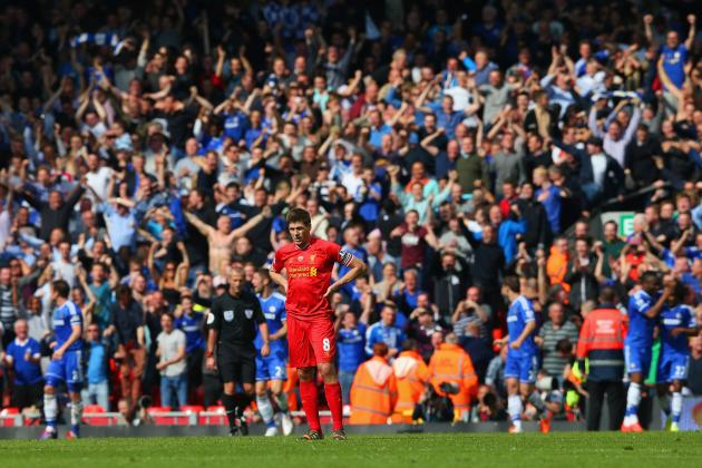 Gerrard's Title Slip and the Greatest World Football Moments of the Weekend
