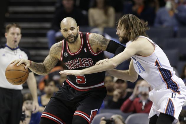 5 NBA Teams Hoping Chicago Bulls Amnesty Carlos Boozer