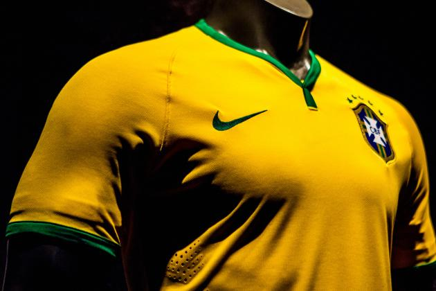 World Football 2014 Jerseys: The Good, the Bad and the Ugly