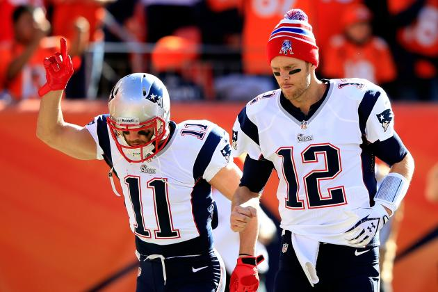 Early Stat Projections for New England Patriots' Top Impact Players