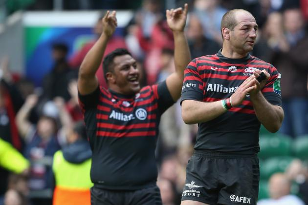 5 Reasons Saracens Thrashed Clermont Auvergne