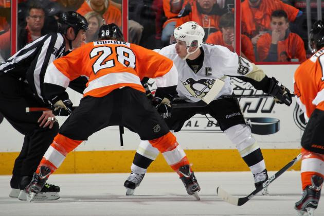 5 Greatest Moments in Pittsburgh Penguins-Philadelphia Flyers Rivalry