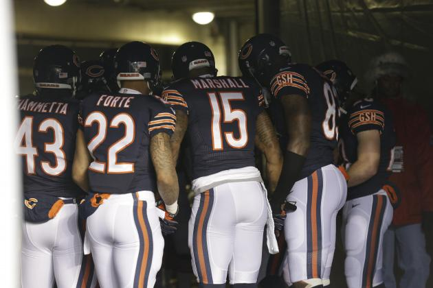 Projecting the Chicago Bears' Starting Lineup Pre-2014 NFL Draft