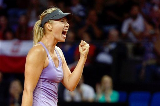 Rafael Nadal, Maria Sharapova and the Winners and Losers at 2014 Barcelona Open