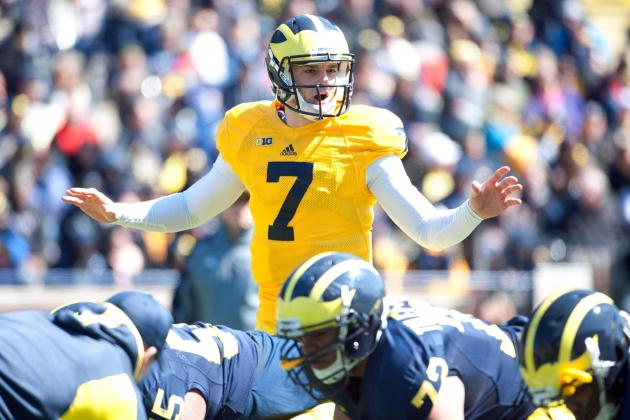 Michigan Football: 5 Things We Learned About the Wolverines This Spring