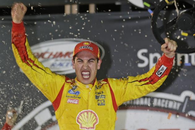 NASCAR at Richmond 2014: Winners and Losers from the Toyota Owners 400