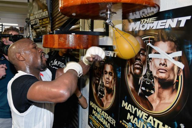 Floyd Mayweather vs. Marcos Maidana: Top Storylines as Showdown Looms
