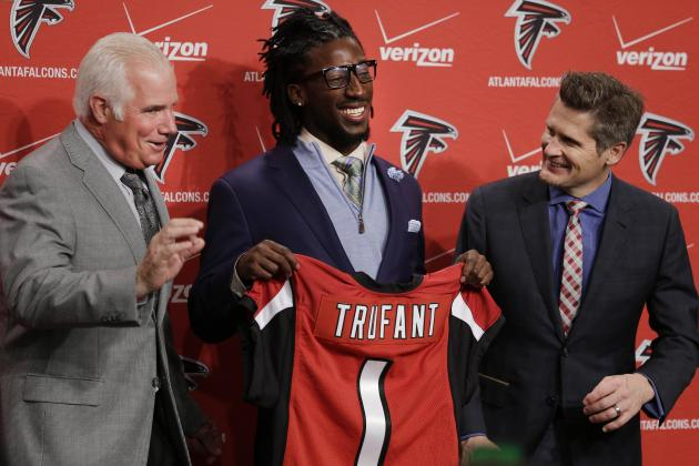 Realistic Trade-Up Possibilities for the Atlanta Falcons