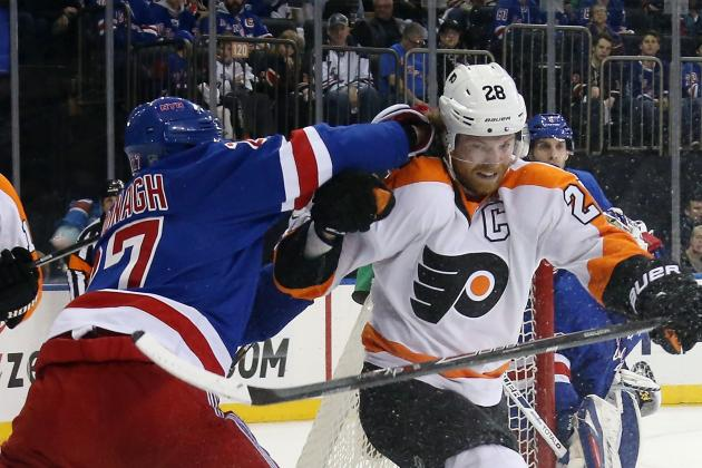 Philadelphia Flyers Players Failing to Meet Expectations in 2014 NHL Playoffs