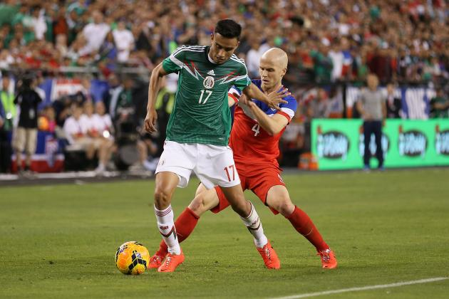 6 Players Who Will Be Excluded from Mexico World Cup Squad