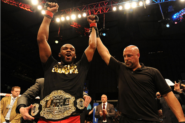 UFC 172: What's Next for the Winners and Losers?