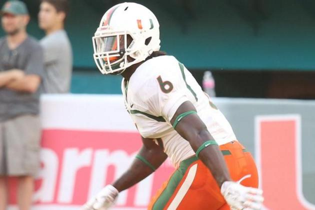 Miami Football: 5 Things We Learned About the Hurricanes This Spring