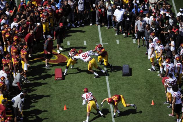 USC Football: Projecting Post-Spring 2-Deep Depth Chart