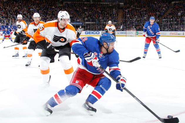 The Biggest Surprises for New York Rangers in 2014 NHL Playoffs