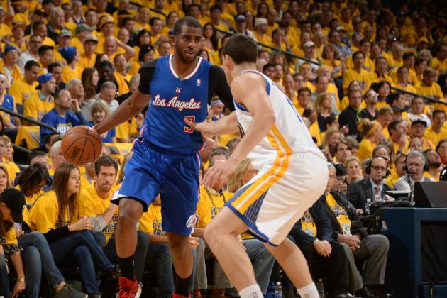 2014 NBA Playoffs: Recapping 1st-Round Action from Sunday