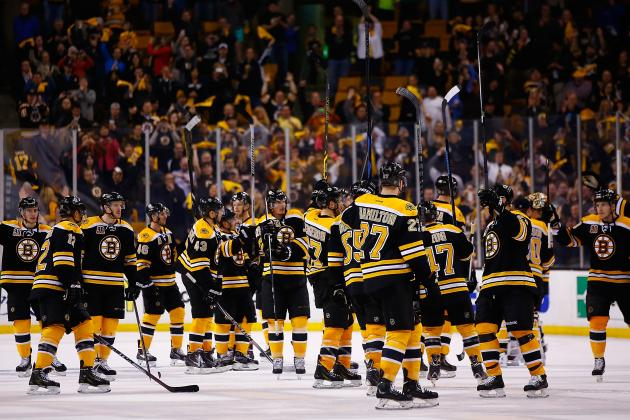 Boston Bruins' Biggest Takeaways from 1st Round of 2014 NHL Playoffs