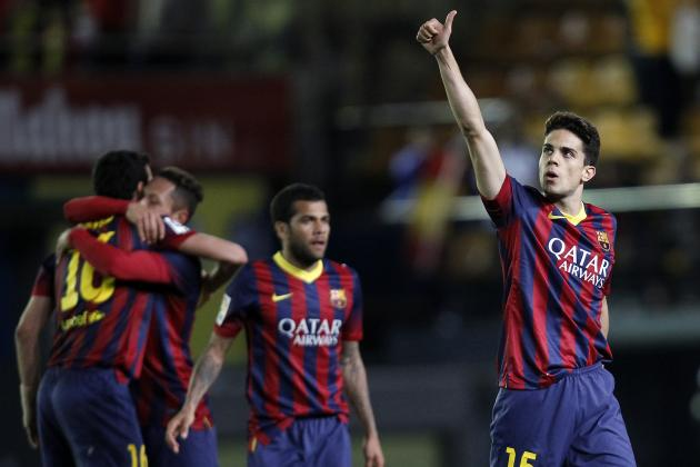 Villarreal 2-3 Barcelona: 6 Things We Learned