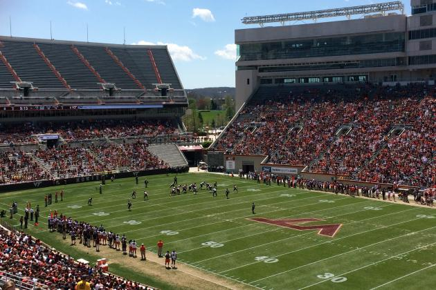 Virginia Tech Football: 4 Top Performers from the Hokies' Spring Game