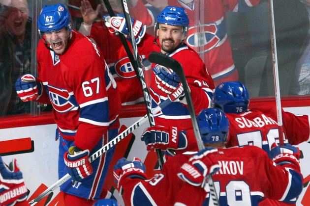 Canadiens vs. Bruins: Preview and Prediction for NHL Playoffs 2014 Matchup