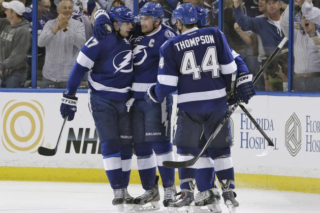 Final Report Card For The Tampa Bay Lightning 39 S 2013 14 Season Bleacher