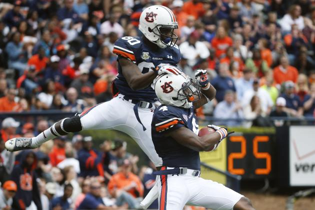 Auburn Football: 5 Things We Learned About the Tigers This Spring