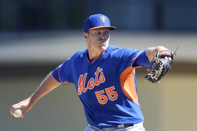 Stock Up, Stock Down for New York Mets' Top 10 Prospects Entering May