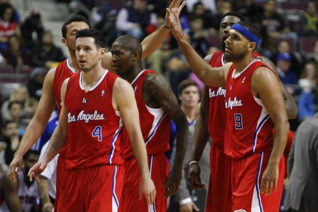 Top 5 Role Players Who Are Most Critical to LA Clippers' Playoff Run