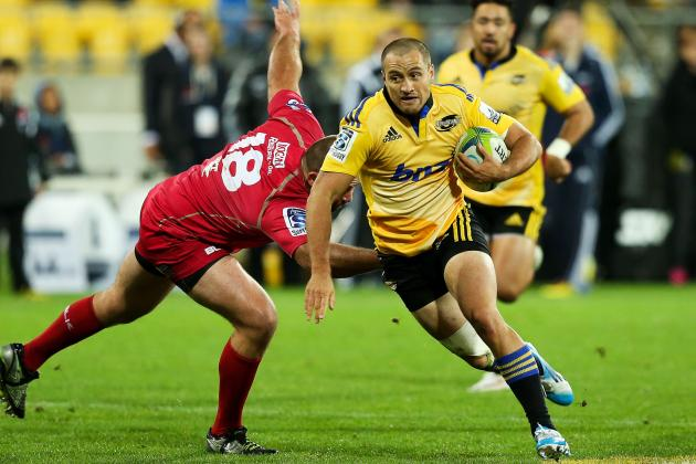 5 Things We Learned from Super Rugby Round 11