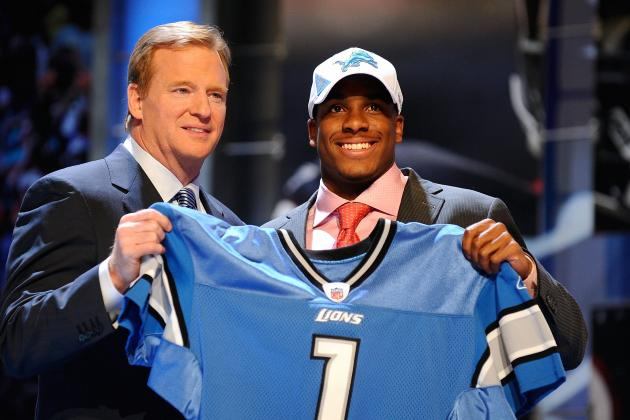 Realistic Draft-Day Trade Possibilities for the Detroit Lions