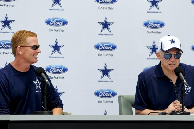 Realistic Draft-Day Trade Possibilities for the Dallas Cowboys