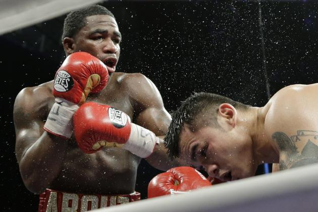 Mayweather vs. Maidana Undercard: Preview and Prediction for Broner vs. Molina