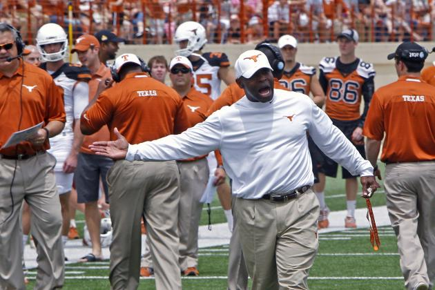 Texas Football: 7 Things We Learned About the Longhorns This Spring