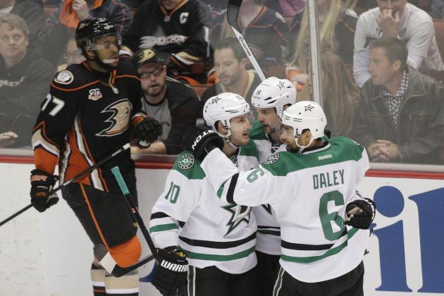 Complete Guide for the Dallas Stars' 2014 Offseason