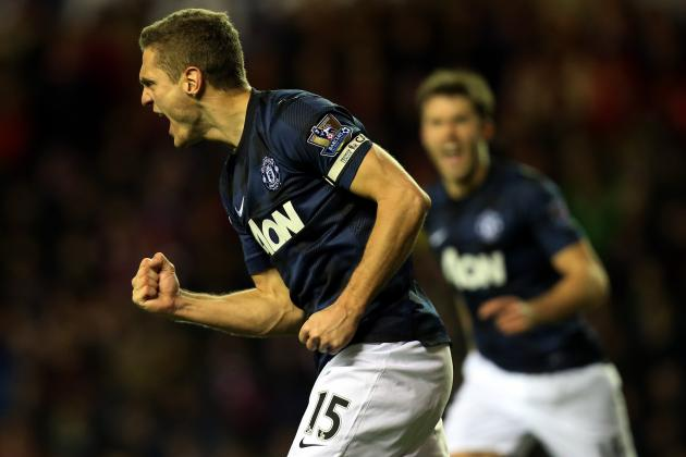 8 Possible Nemanja Vidic Replacements for Manchester United