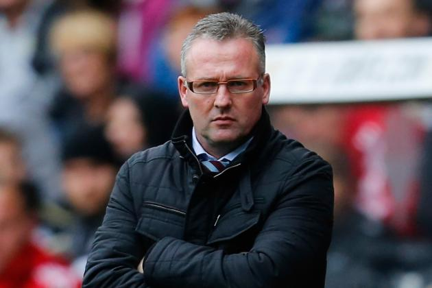 5 Decisions by Paul Lambert That Have Let Aston Villa Down in 2013-14