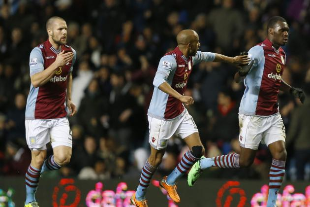 Ranking the Performances of Aston Villa's Players for the 2013-14 Season